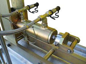 Пневмоцилиндры изготавливаются по ГОСТу и по спецификации заказчика