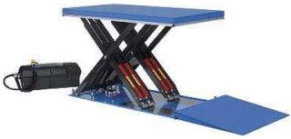 Низкорамные подъемные столы