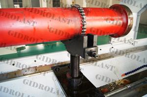 Обработка гильзы цилиндра