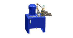 Гидравлические маслостанции тип GLST0
