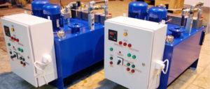 Фото гидростанции производства Гидроласт