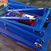Гидравлические 6 - шестиножничные подъемные столы