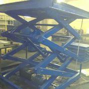 Гидравлические подъемные шестиножничные столы от производителя.